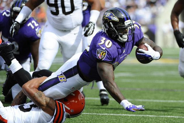 Bernard Pierce and Ray Rice Must Be More Productive for Ravens to Succeed
