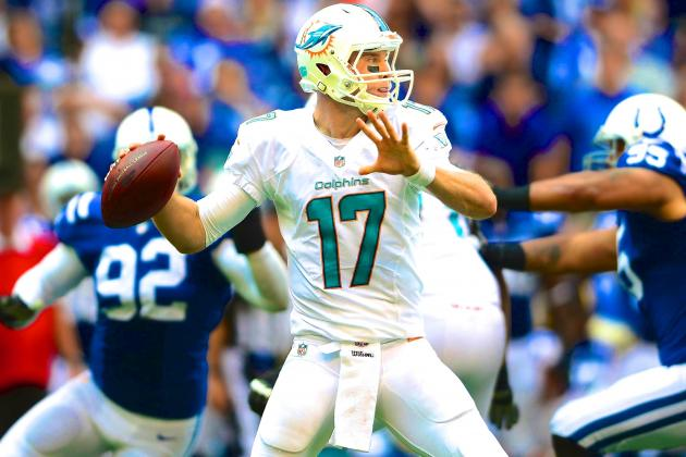 Is Ryan Tannehill Ready to Join Andrew Luck, RG3 Among Top Young Quarterbacks?