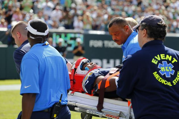 Reviewing Malcom Floyd's Terrifying Neck Injury and the Events That Followed