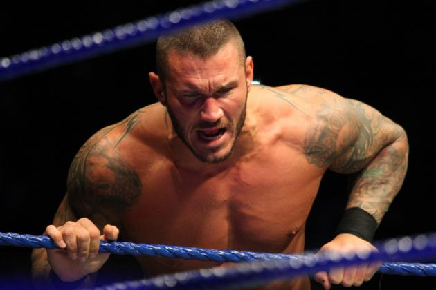 Daniel Bryan Soils the WWE Championship by Defeating Randy Orton