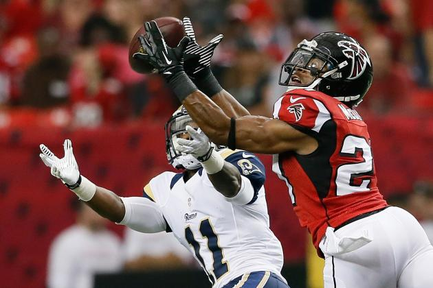 Rams Outgain Falcons 421-393 in Loss
