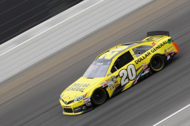 Geico 400 2013 at Chicago: Live Results, Updates and Analysis