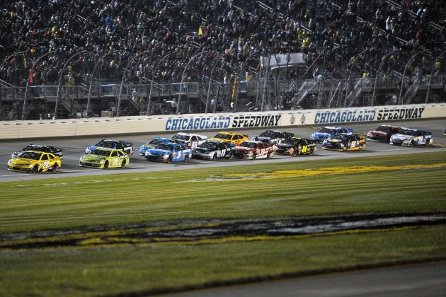 Geico 400 2013 Results: Leaders, Updated Sprint Cup Standings and Reaction
