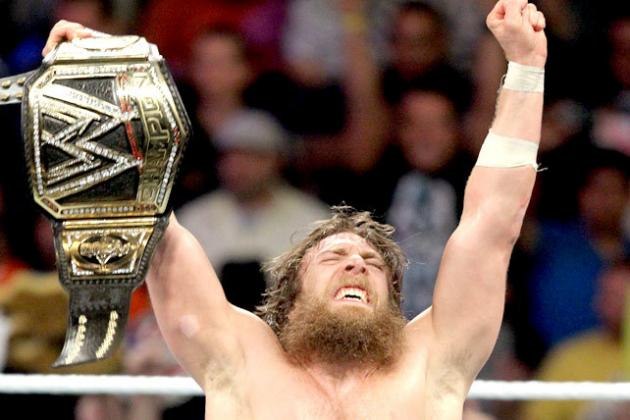 WWE Night of Champions 2013: Fans Should Be Wary of Daniel Bryan's Title Win