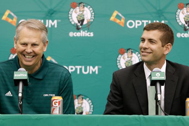 Boston Celtics Players Who Could Be Losing Playing Time in 2013-14