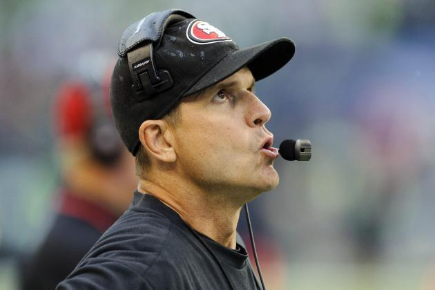 Harbaugh: 'I'm Not Proud of the Way We Played Tonight'
