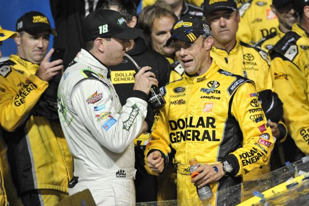 Is Matt Kenseth, Kyle Busch's 1-2 Finish Sign of Things to Come in 2013 Chase?