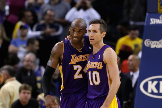 LA Lakers Players Who Could Be Losing Playing Time in 2013-14