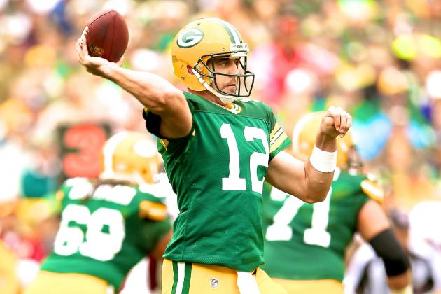 In Case You Forgot, Aaron Rodgers Is Still NFL's Best Player