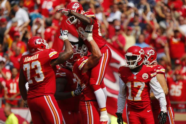 Chiefs Ride Red-on-Red Unis to Win