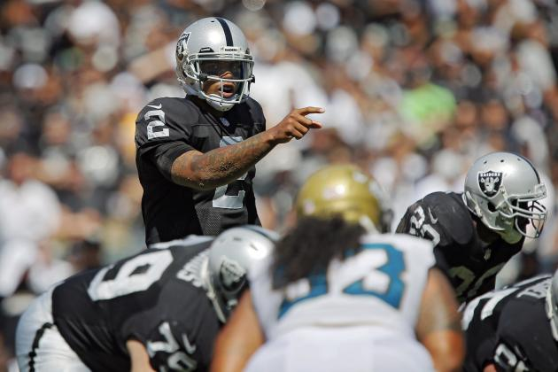 Raiders' Inability to Finish Drives vs. Jags a Major Concern
