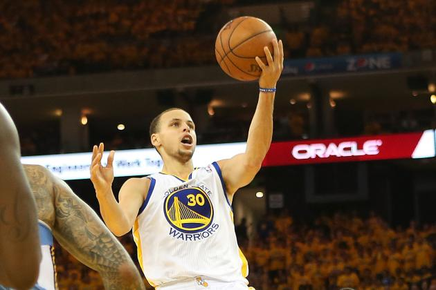 Spotlighting and Breaking Down Golden State Warriors' Point Guard Position