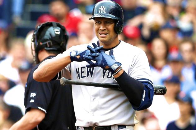 Alex Rodriguez Injury: Updates on Yankees Star's Calf, Potential Return Date