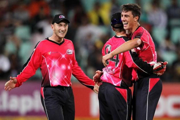 T20 Champions League 2013: Schedule, Results and Qualifying Guide