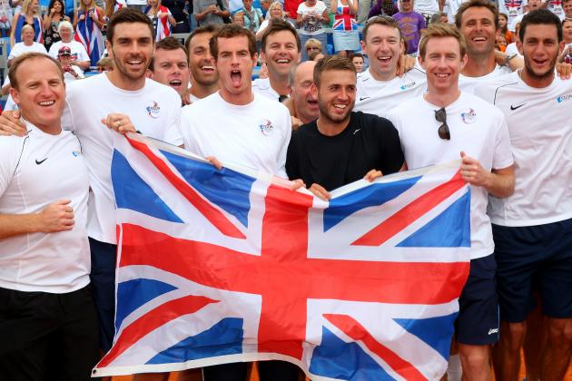 Britain's Incredible Davis Cup Rise Marks a Success for Career Coaches