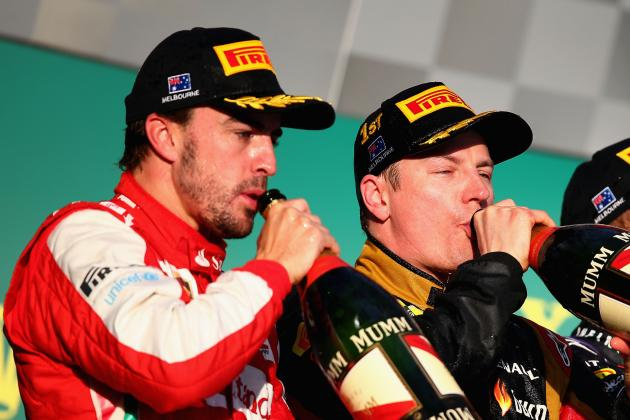 How Kimi Raikkonen and Fernando Alonso Can Make Their Ferrari Partnership Work
