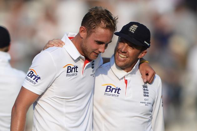 Why Graeme Swann and Stuart Broad Should Play in the YB40 Final