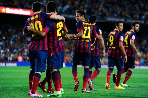 How Barcelona Will Line Up Against Rayo Vallecano