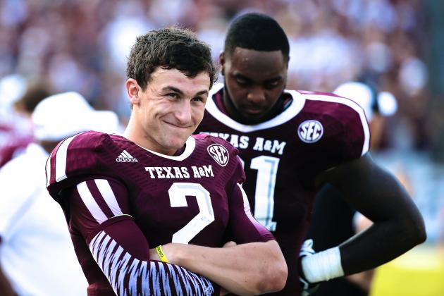 Texas A&M's Late TD vs. Alabama Reportedly Swings Nearly $5 Million in Bets