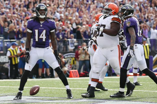 Marlon Brown's Updated 2013 Fantasy Outlook Heading into Week 3
