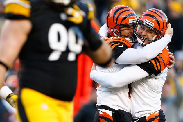 Pittsburgh Steelers vs. Cincinnati Bengals: NFL Monday Night Football Odds, Pick