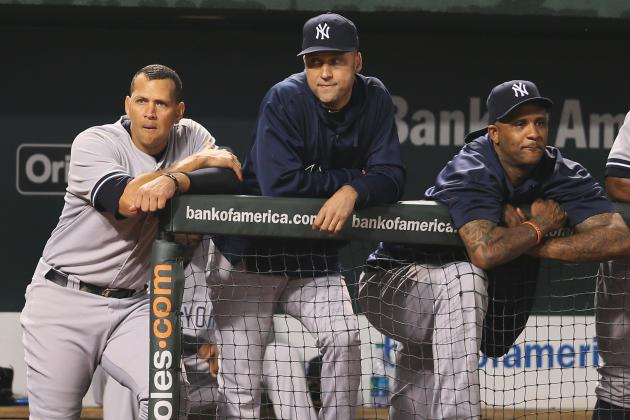 Full Breakdown of Yankees' Playoff Chances After Huge Red Sox Series Win