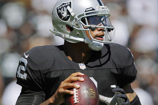 Pryor Becomes Game Manager in Raiders Win over Jaguars