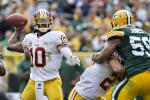 RGIII Takes the Blame for Redskins' Slow Start