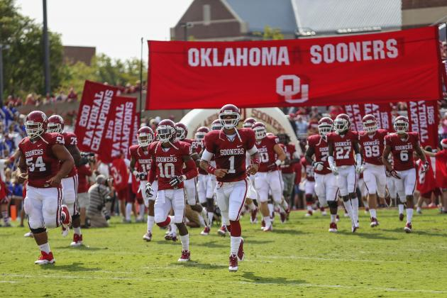 Biggest Surprises for Oklahoma Sooners Through Week 3