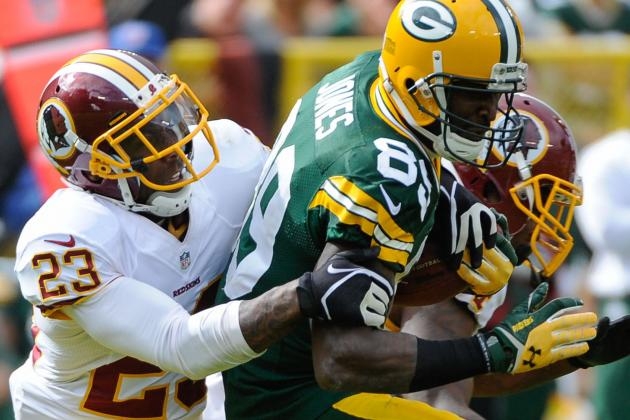 James Jones' Results Even out After Big Day