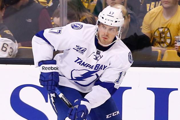Tampa Bay Lightning Hope Alex Killorn Can Break Through
