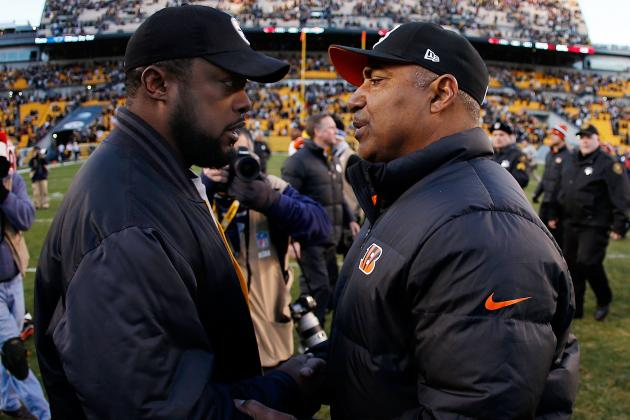 Tomlin on the Bengals