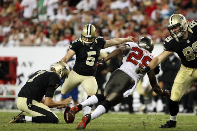 A Win, However Ugly, All That Matters for New Orleans Saints