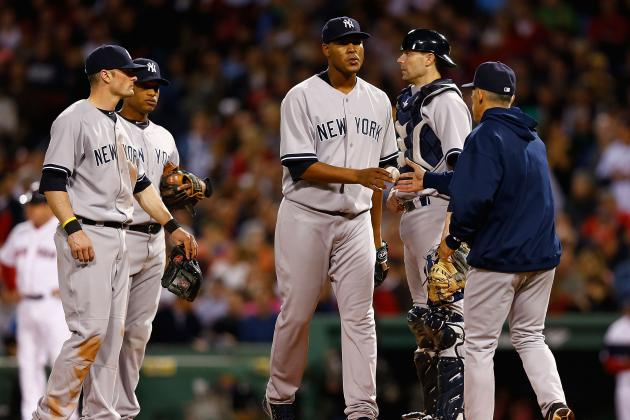 Yankees Lucky to Still Be in Wild-Card Race, but Pitching Needs to Step Up
