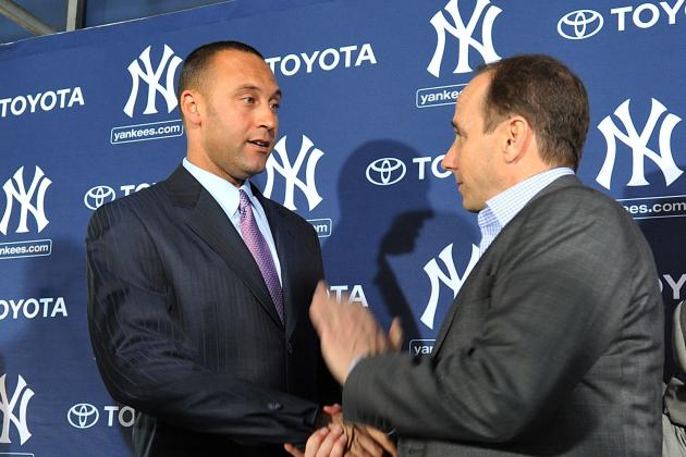 Cashman May Need to Play Bad Guy Again Concerning NYY SS Position
