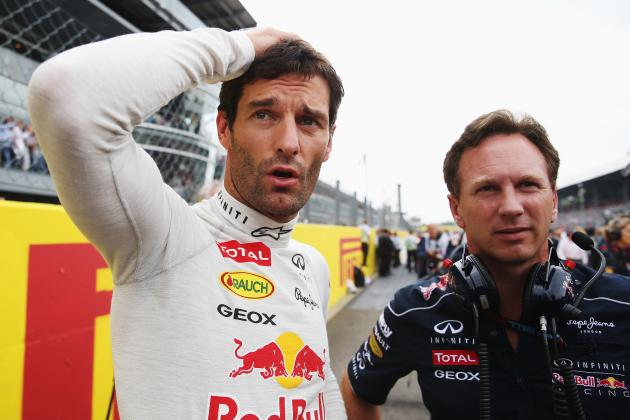 Formula 1's Latest Rumours and Talk: Mark Webber, Russian Grand Prix and More