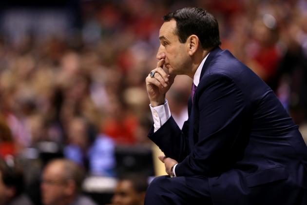 Coach K: Stop Allowing Transfers; Is 'Farce'