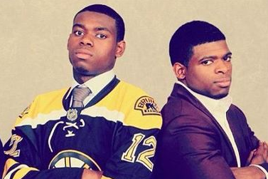 Subban Brothers to Face Off in Montreal Canadiens-Boston Bruins Game