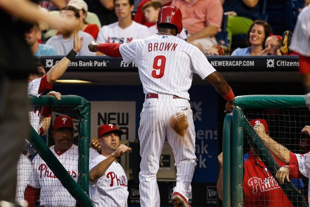Brown Back with Time to Hit Milestone