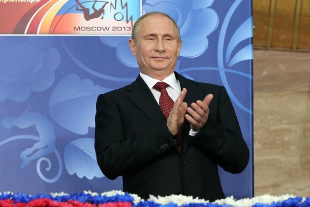 Putin Says 'Ongoing Glitches,' Delays in Sochi Olympic Preparation