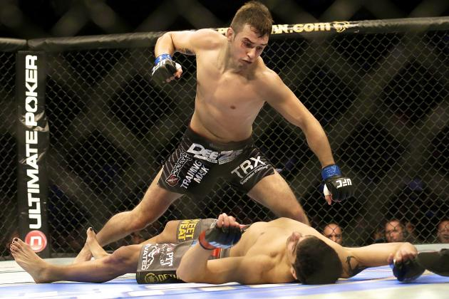 UFC 165: The Road to Toronto Paved with Expectation for Myles Jury