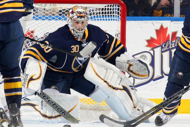 Buffalo Sabres 2013-14 Preview: Goaltending
