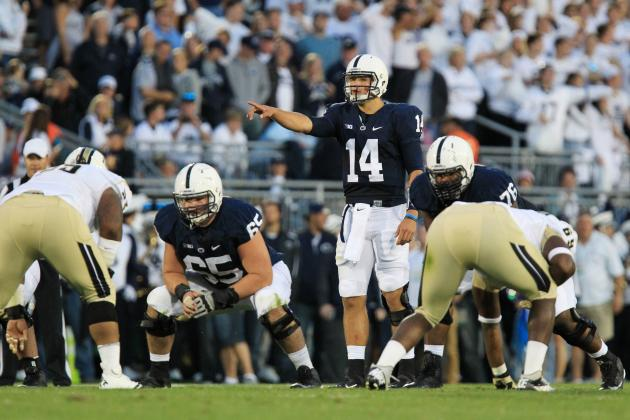 Christian Hackenberg Wins Second Big Ten Freshman of the Week Award
