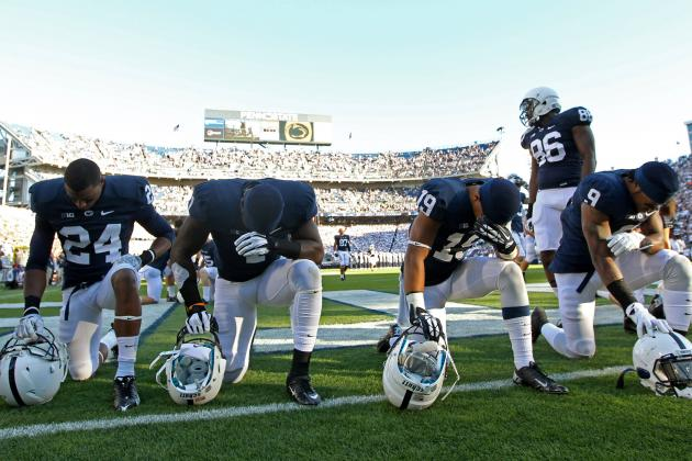 Ireland Craves the Penn State Football Brand