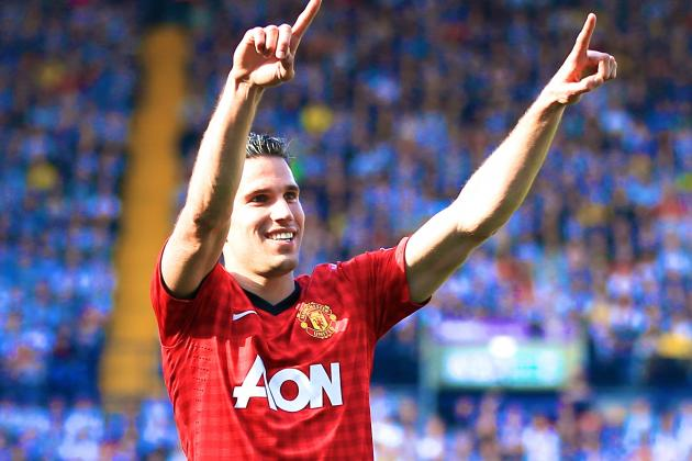 Robin Van Persie's Call for New United Deal Shows Faith in David Moyes