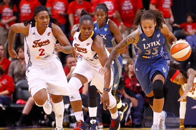 Voepel: Lynx Open WNBA Playoffs as Favorite