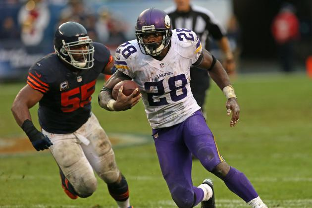 Is Adrian Peterson Enough to Carry Minnesota Vikings Offense to the Playoffs?