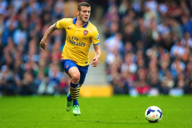 Jack Wilshere: Where Does the  Midfield Ace Fit Best for Arsenal?