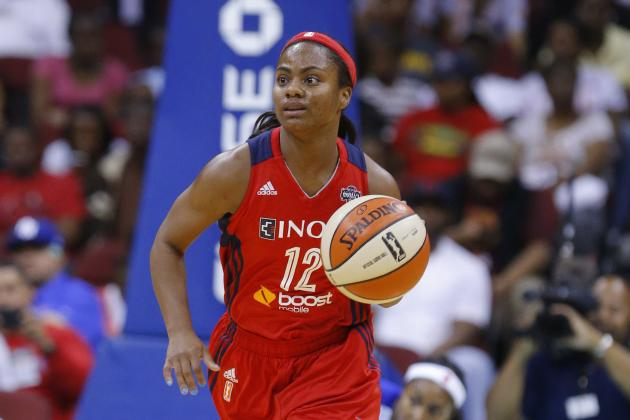 Mystics Beat Liberty, Clinch East's No. 3 Seed in WNBA Playoffs