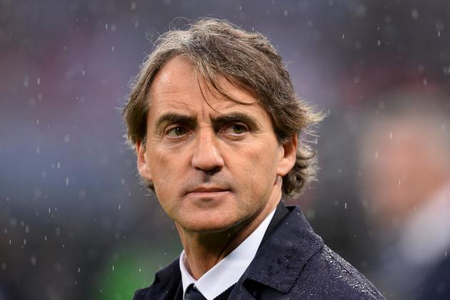 Mancini Attracted by Italian Job